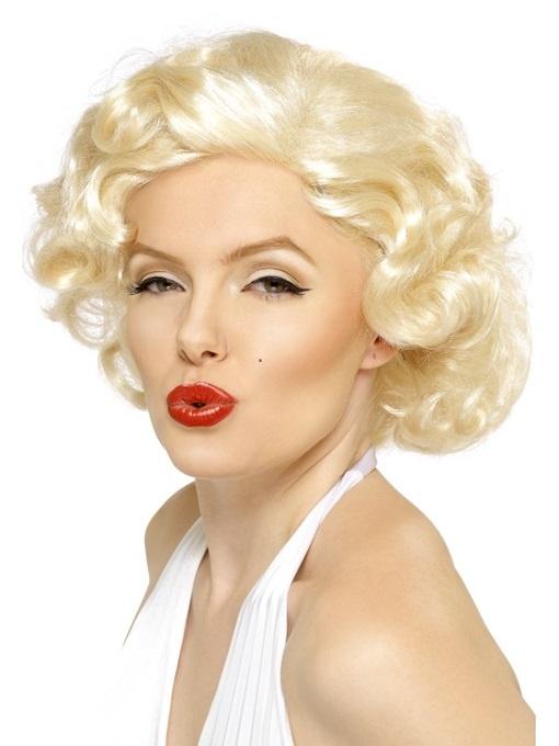 Perücke Marilyn Monroe blond