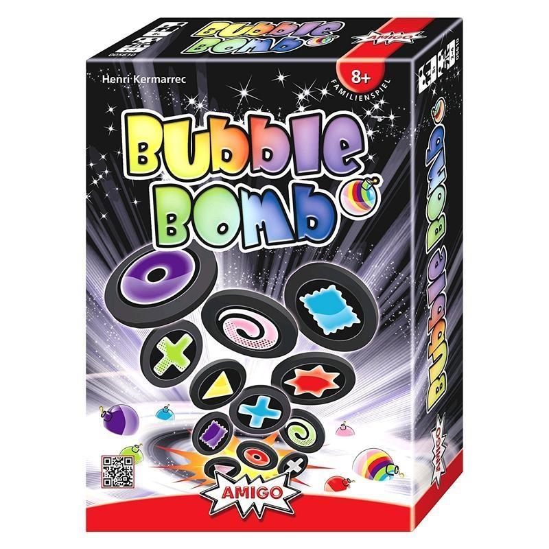 Spiel AMIGO Bubble Bomb in Box ca 27,5x18,5x6,5cm