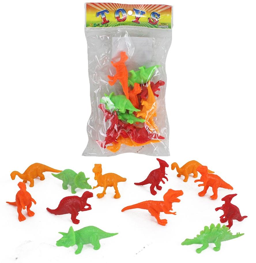 Dinosaurier sortiert - ca 6cm