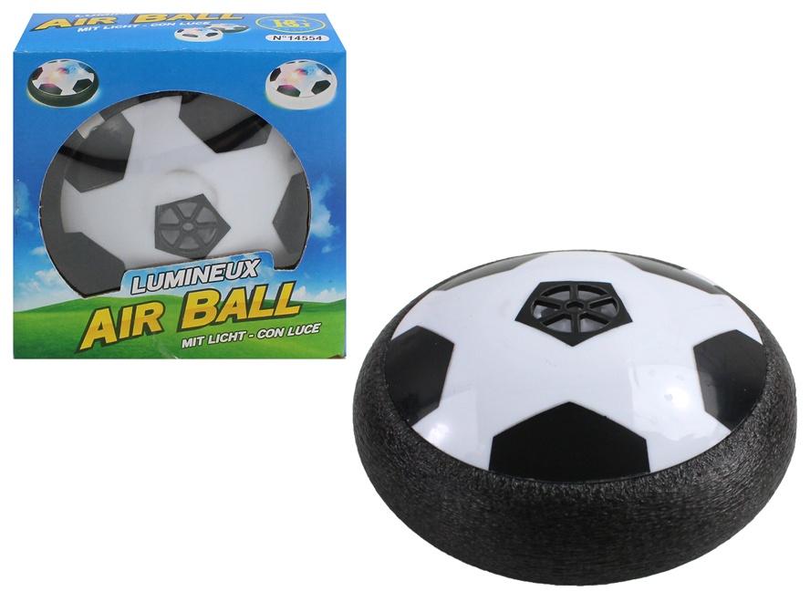 Fußball mit Licht und Gleitfunktion Luftkissen - ca 11,2 cm