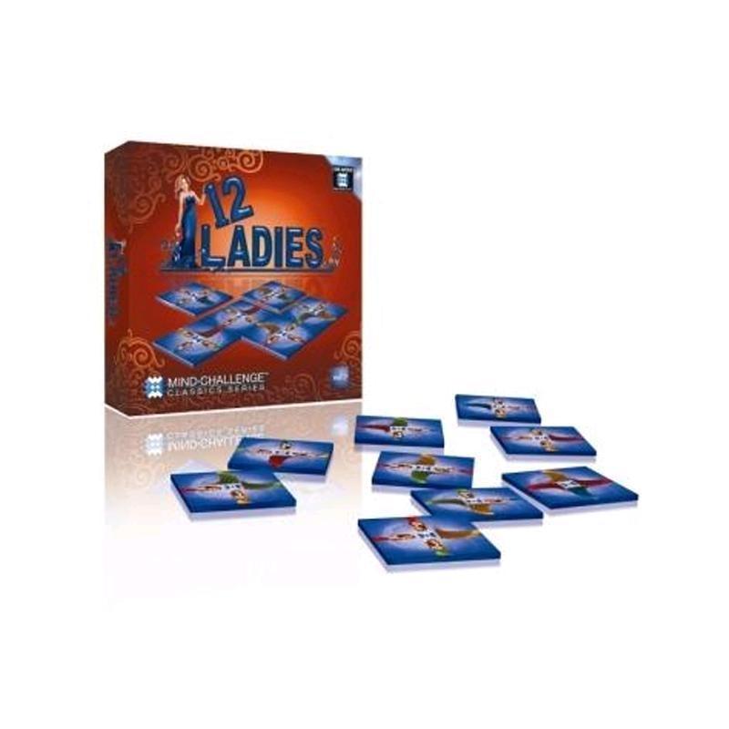 Spiel  Rätsel- & Geschicklichkeitsspiel  12 Ladies