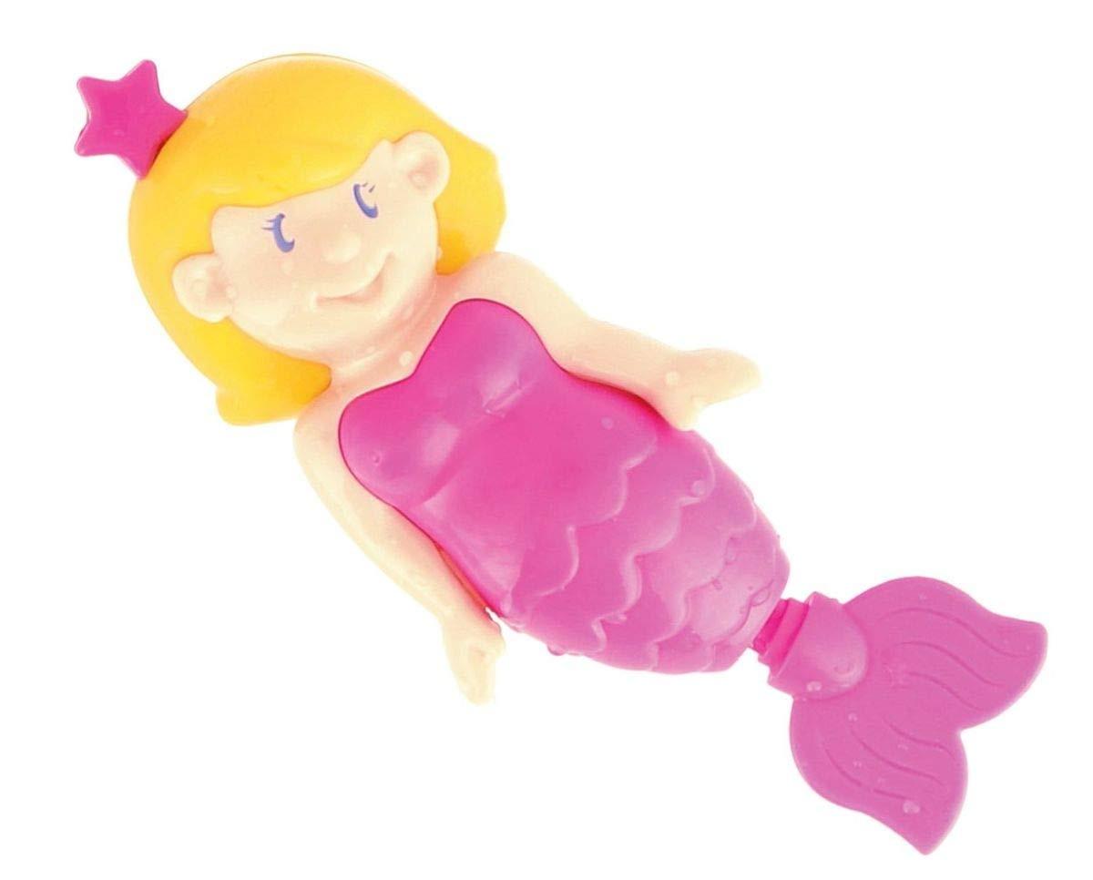 Badewannenspielzeug schimmende Nixe Meerjungfrau ca 20cm