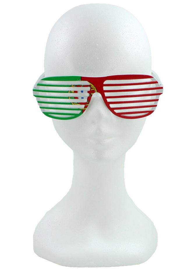 Atzenbrille WM Brille Portugal ca 16cm