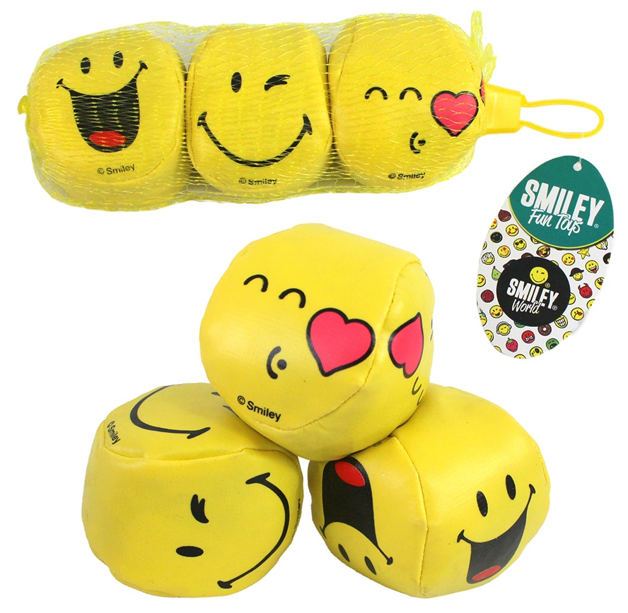 Smileyworld Jonglierball 6 cm