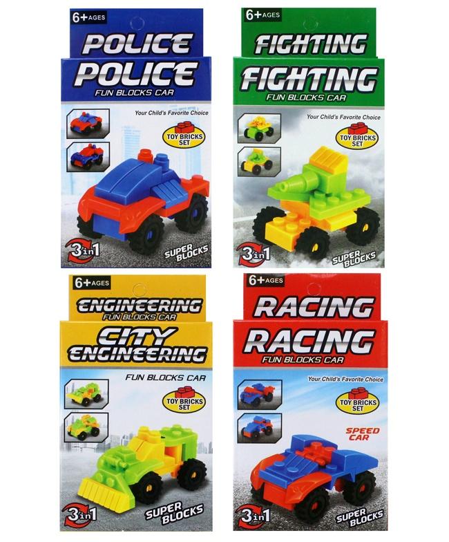 Bausatz Fahrzeuge