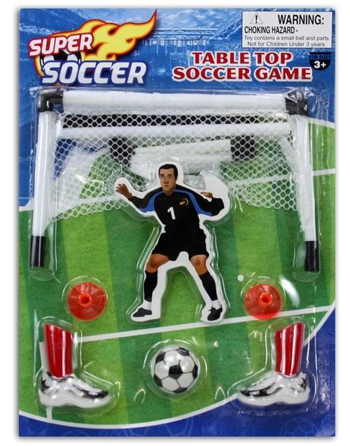 Fußballspiel Fingerfußball - auf Karte ca 28x21cm
