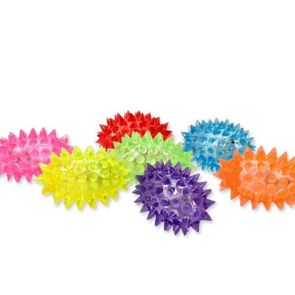 Spiky Flash Bomb 7 Farben sortiert - ca 6x4cm