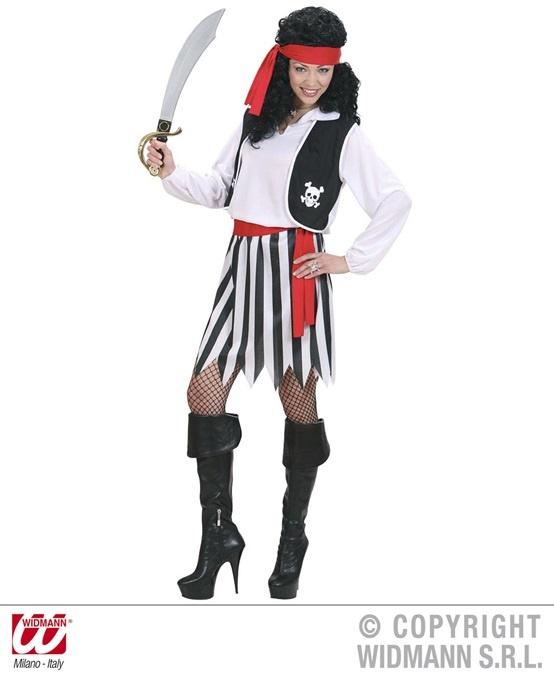 Kostüm Piratin Größe S