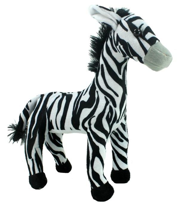Zebra stehend ca 32cm