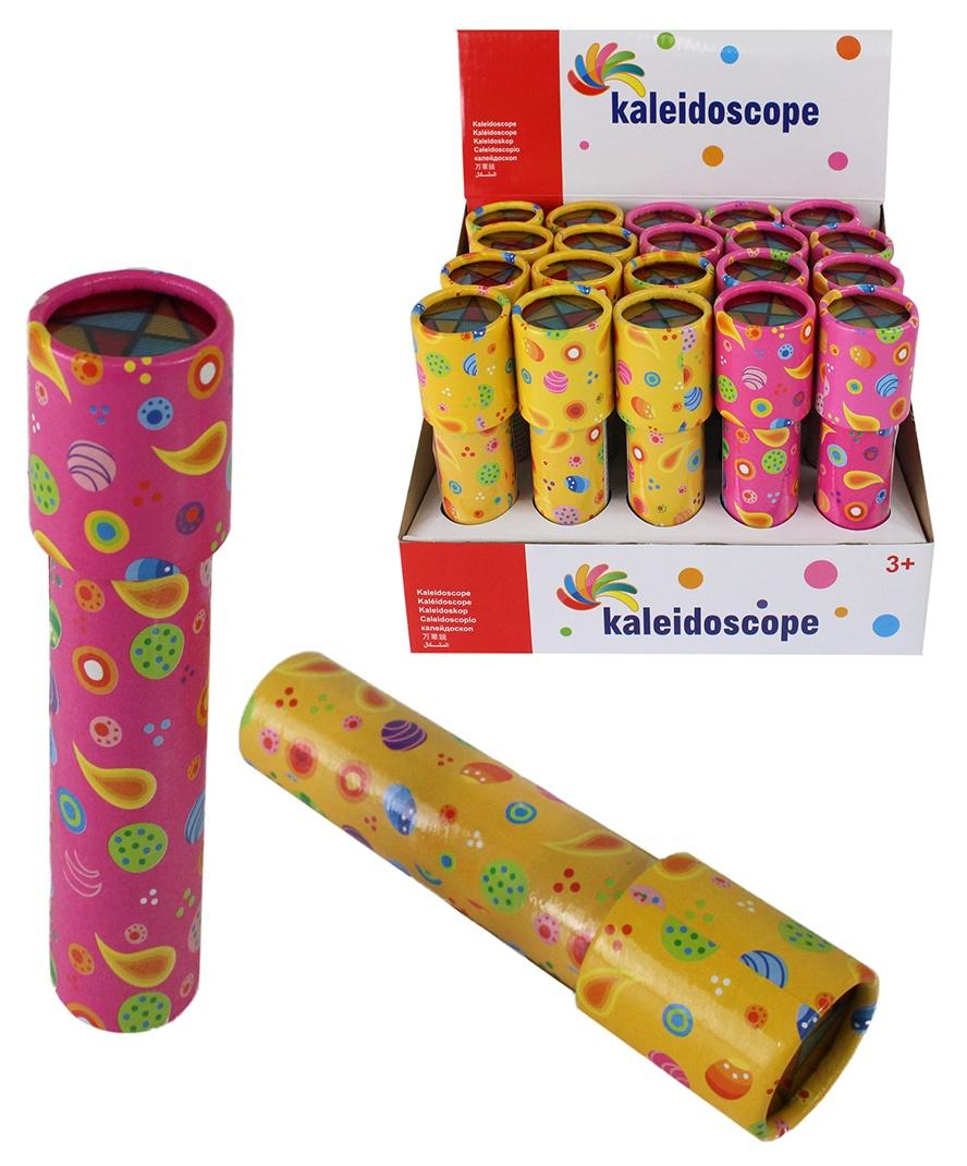 Kaleidoskop 2-farbig sortiert ca 16cm