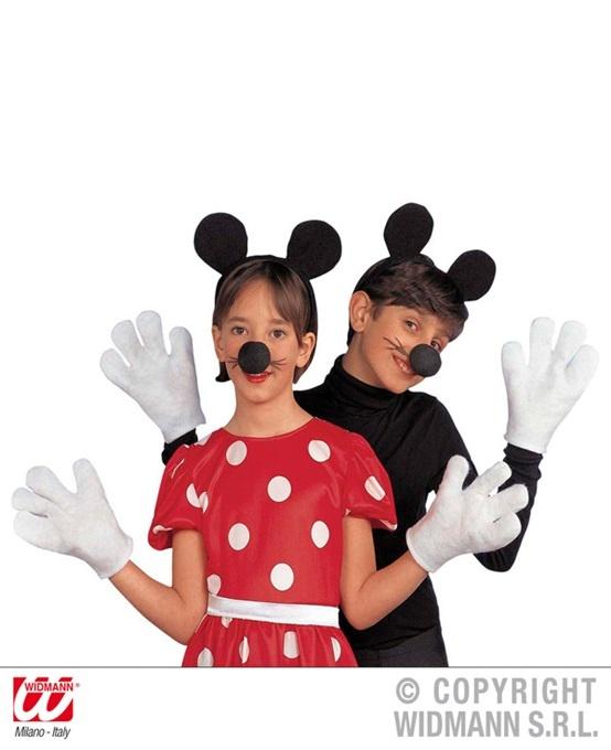 Mausset - für Kinder 3 teilig