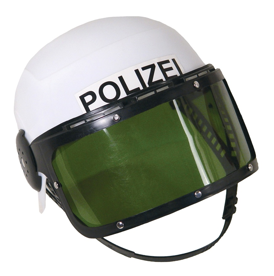Polizeihelm für Kinder