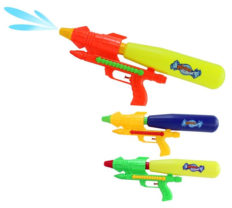 Wassergewehr 3-farbig sortiert - ca 52cm
