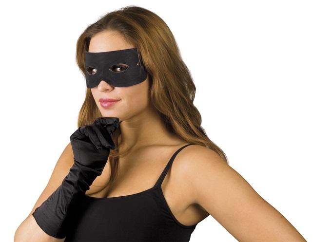 Maske - Augenmaske Bandit