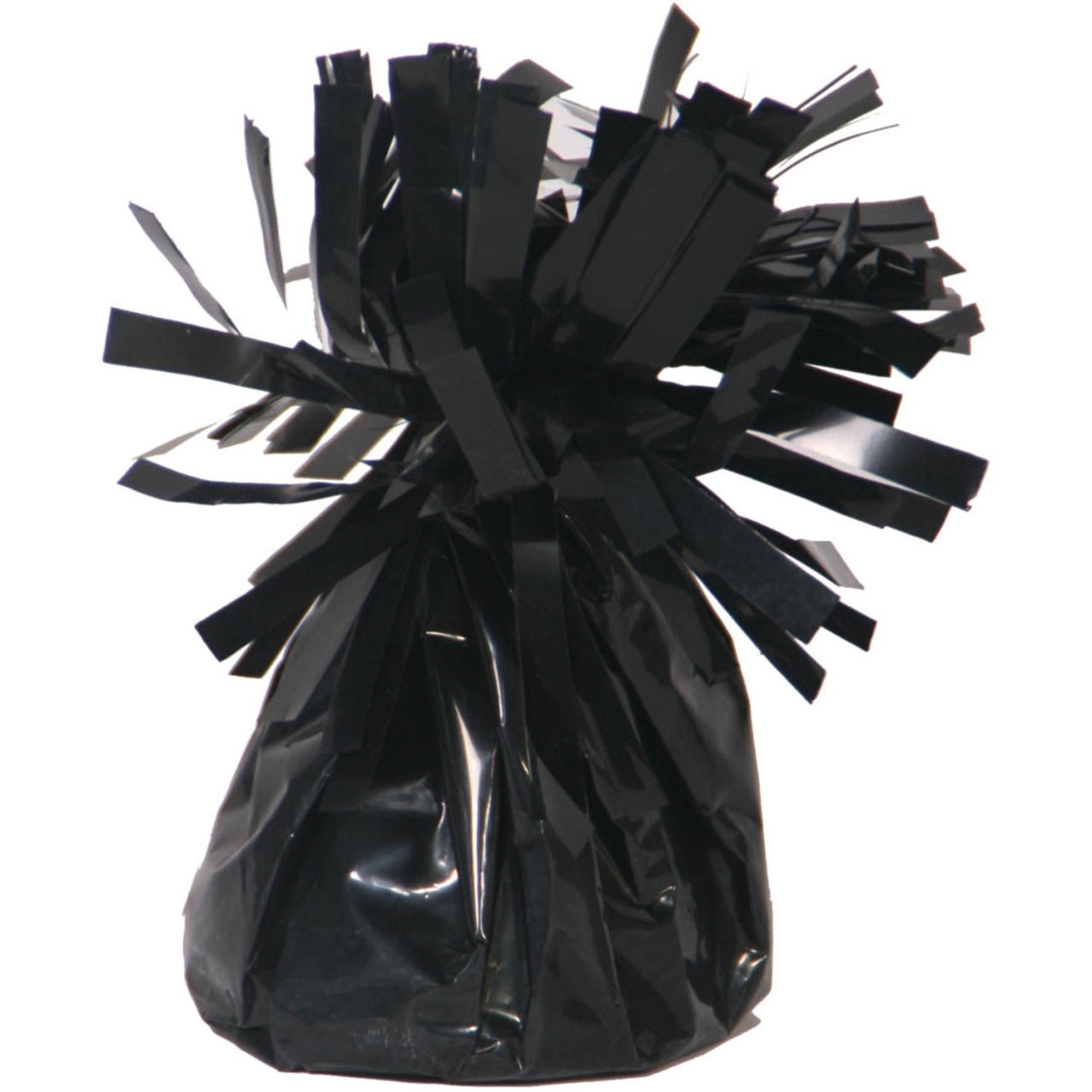 Ballongewicht in Folie schwarz ca 145-170 g