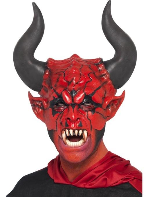 Maske Teufel Devil Lord Maske