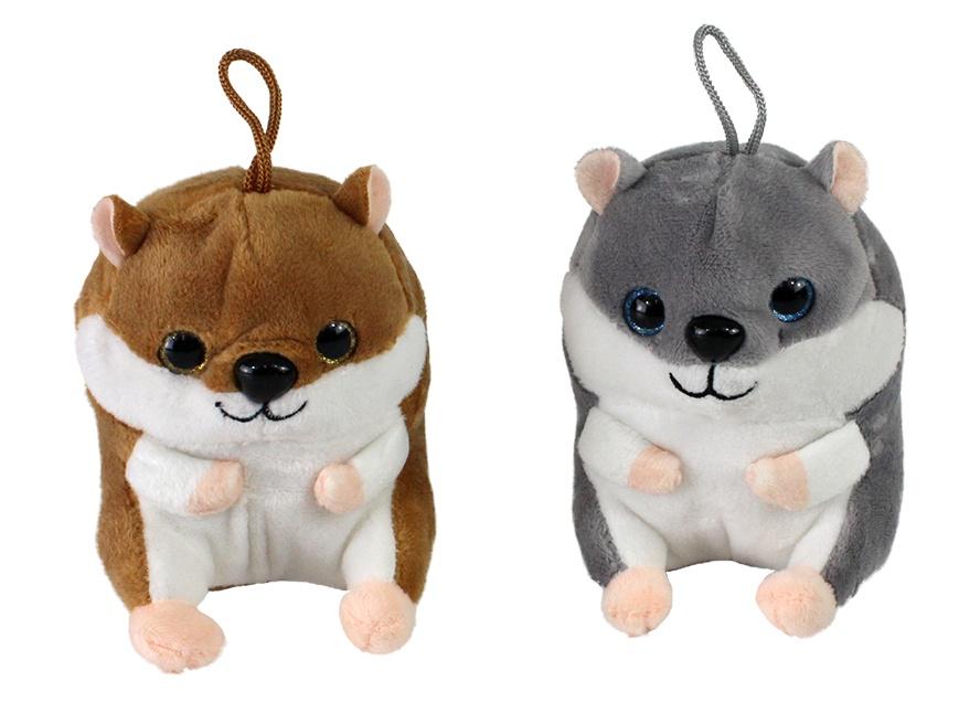 Hamster Softy - 2farbig sortiert ca 13cm