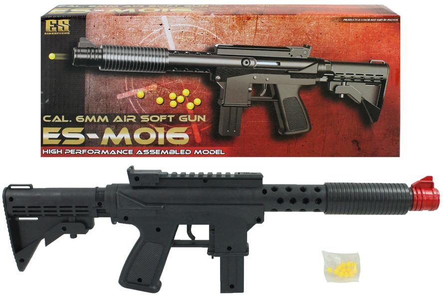 Kugelgewehr max 0,50 Joule ca 45 cm