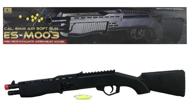 Kugelpumpgun max 0,49 Joule - ca 55 cm