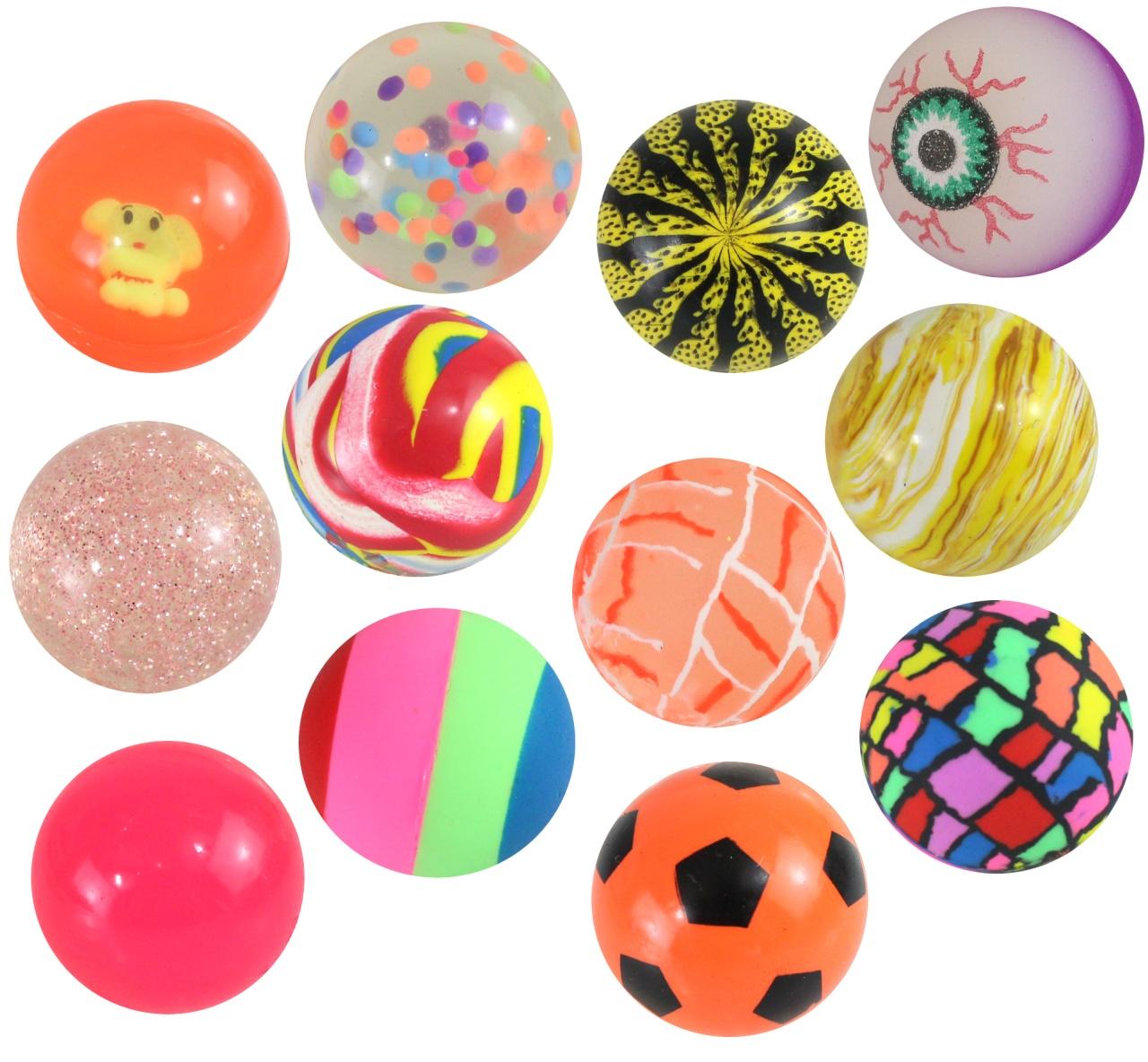 Flummi Dopsball sortierter Mix - ca 45 mm