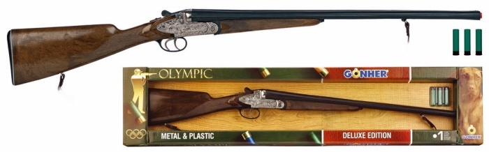 Jagdflinte Hunter/Olympic, 2-Schuss