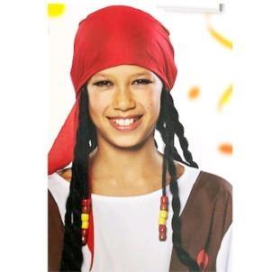 Kinder Piratenperücke