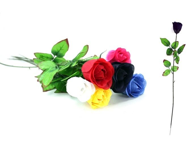 Baccara-Rose 6 Farben sortiert ca. 65 cm