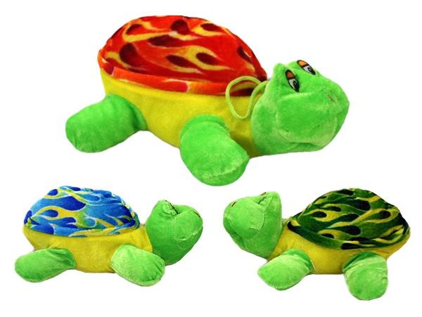 Schildkröte 3-fach sortiert ca 22 cm