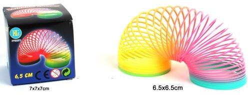Regenbogenspirale Springspirale ca. 6,5 cm