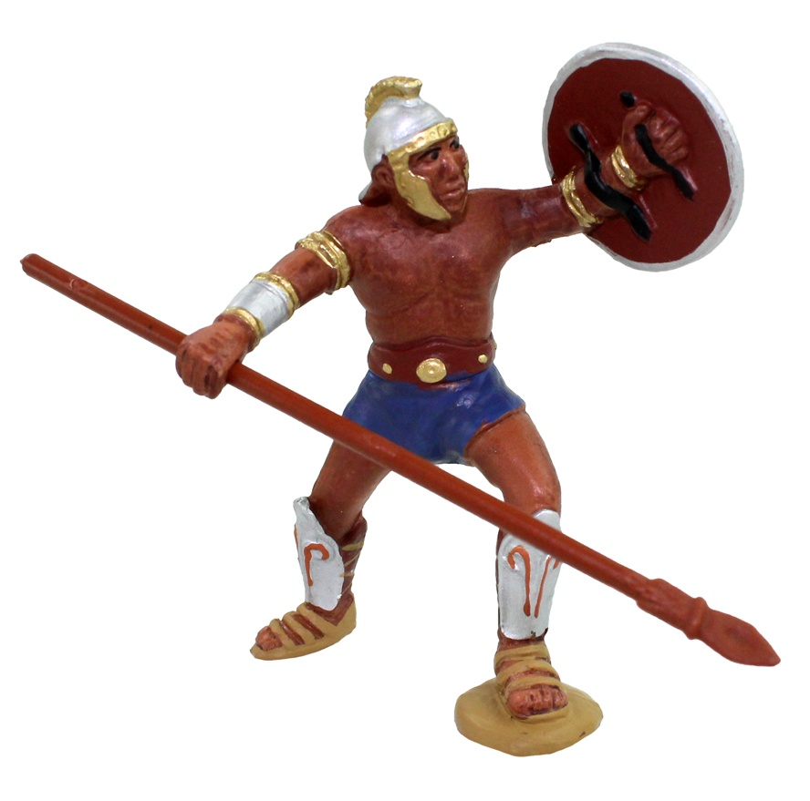 Bullyland Gladiator Thraker ca 8,5cm