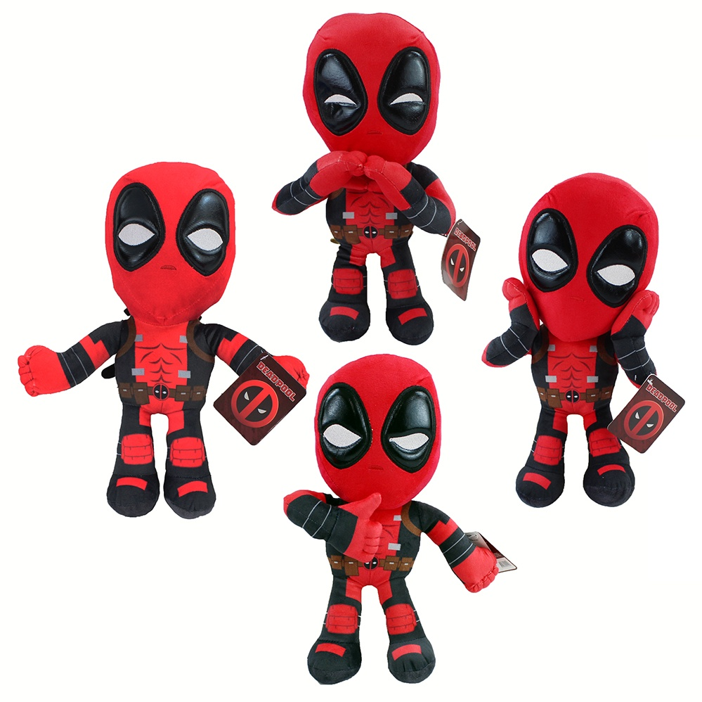 Deadpool Figur 4-fach sortiert ca 33 cm