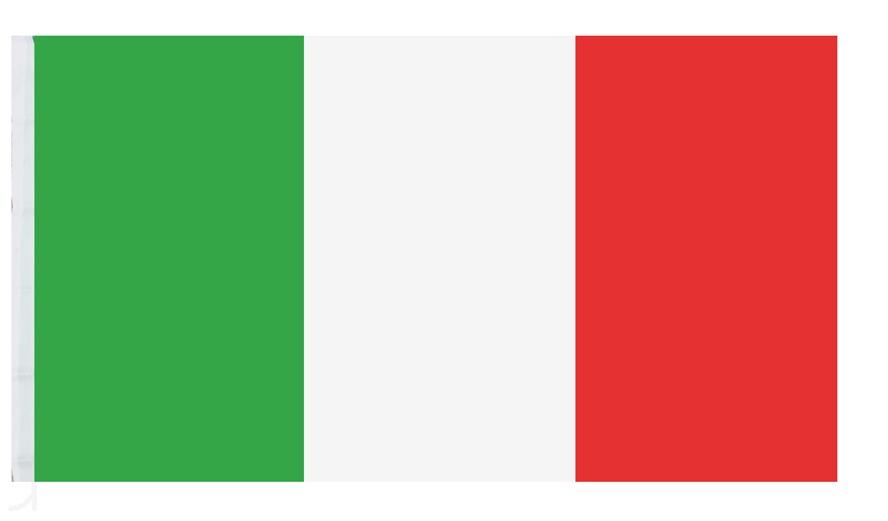 Flagge Fahne Italien ca 90x150 cm