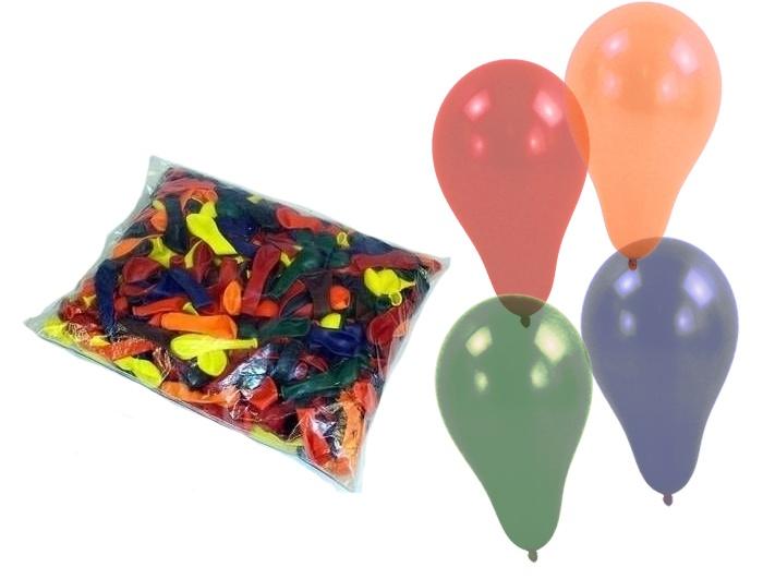 Ballons - Partyballon  ca  45 cm im Umfang 500 Stück im Btl