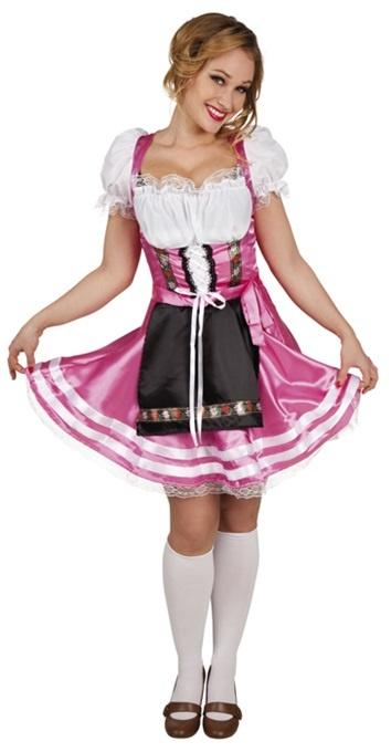 Kostüm - superluxe Helena Oktoberfest Größe L