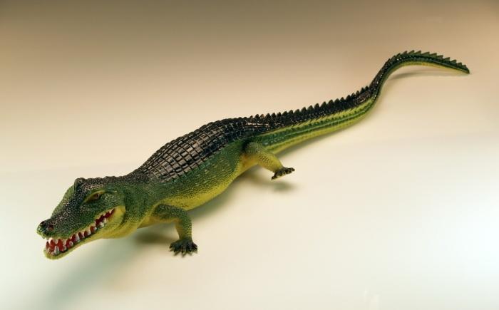 Krokodil 4-fach sortiert