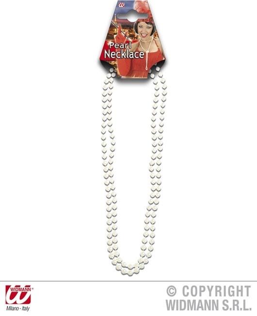 Perlen Halskette Umfang ca 140 cm