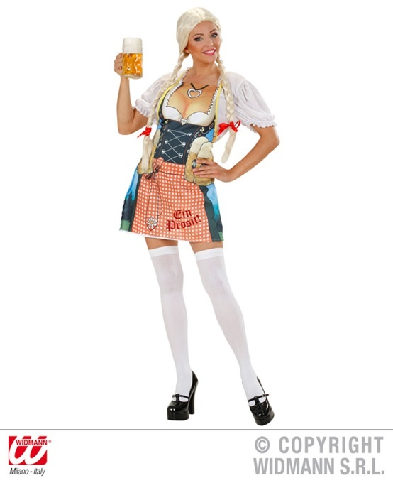 Bayernschürze Frau