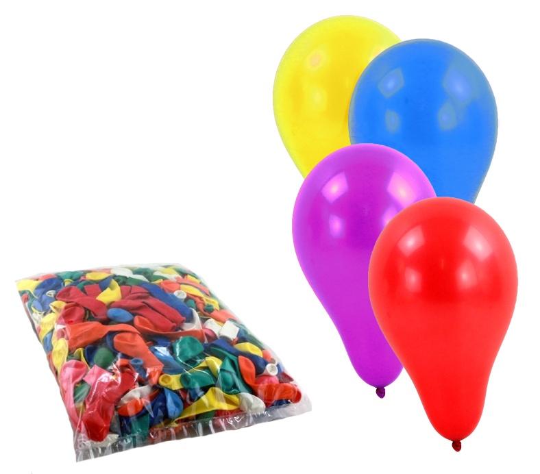 Ballons  - Partyballon  ca 45 cm  Umfang  500 Stück i Beutel