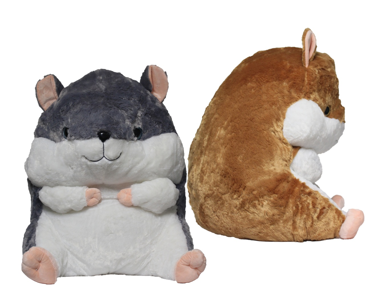 Hamster RAMSY 2-farbig sortiert - ca 80cm