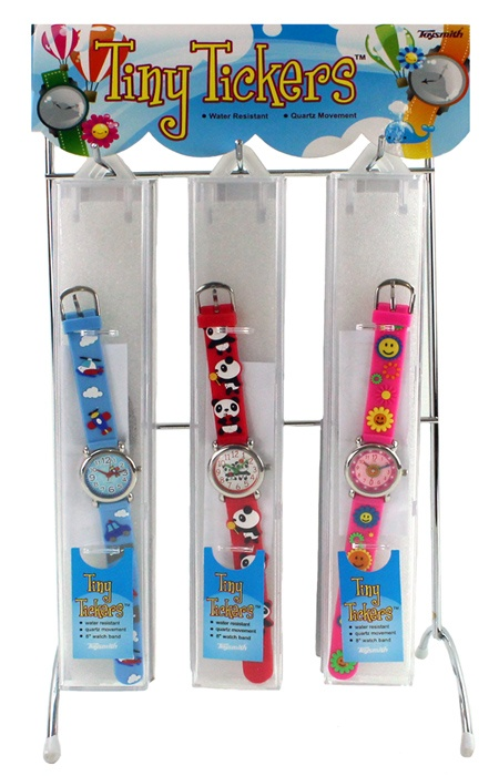 HCM Armbanduhr für Kinder Tiny Tickers Uhr  - ca 20 cm