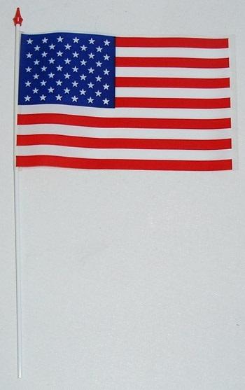 Amerika Fähnchen