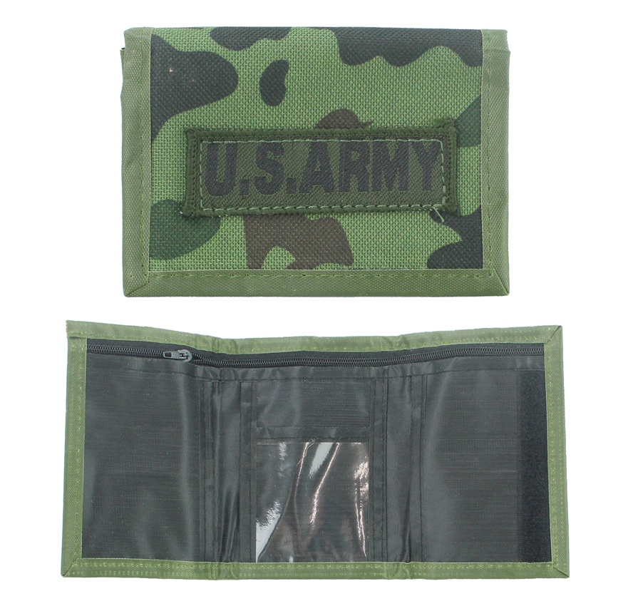 Geldbörse Armee Design - ca 12x8,5cm