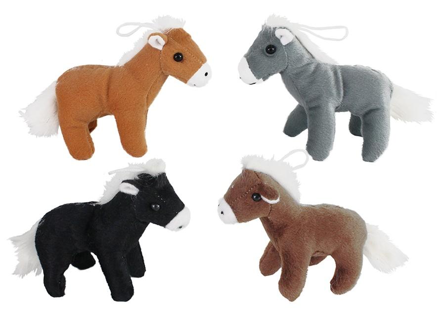 Pferde ca 12 cm 4 fach sortiert