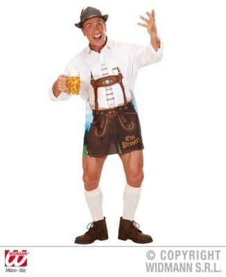 Bayernschürze Mann