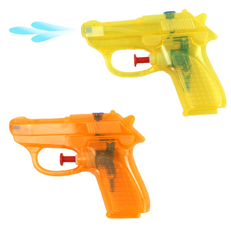 Wasserpistole 2 Farben sortiert ca 11,5 cm