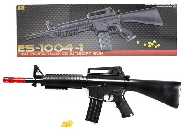 Maschinengewehr mit Magazin max 0,49 Joule ca 54 cm