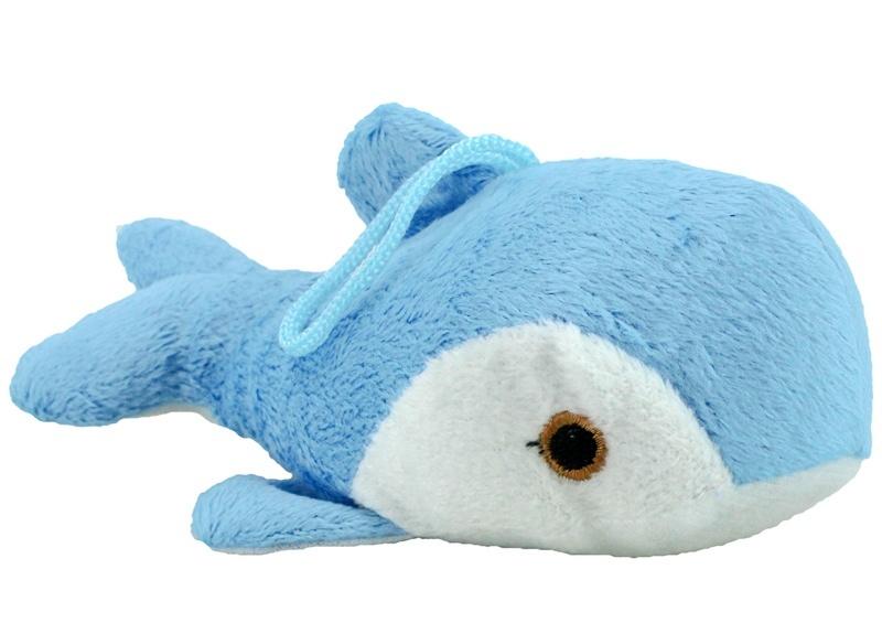 Delfin liegend ca 17 cm