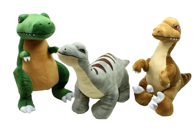 Dinosaurier 3 fach sortiert ca 40-50cm