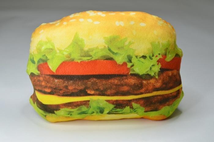 Plüsch Hamburger
