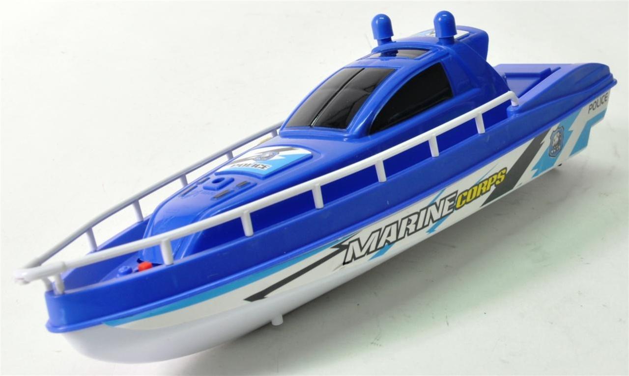 Boot elektrisch 2-fach farbig sortiert - ca 26cm